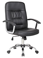 Вращающейся кресло офисное из эко-кожи, фото 1