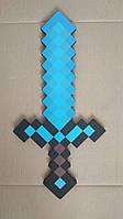 Детский меч Minecraft 60 см