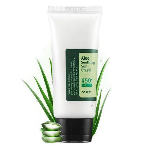 Солнцезащитный крем COSRX Aloe Soothing Sun Cream SPF50 + / PA+++