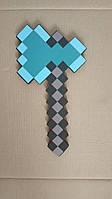 Топор Майнкрафт (Minecraft), 40 см, фото 1