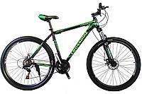 """Распродажа!! Горный алюминиевый велосипед 27.5"""" CROSS LEADER (Disk, моноблок, 21 speed)"""