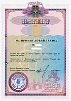 Регистрация патента на промышленный образец (логотип, этикетку)