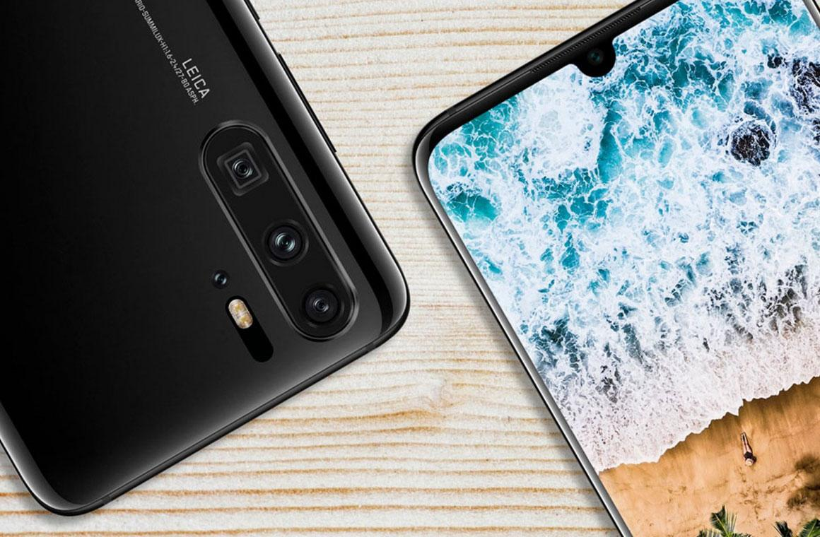 "Телефон Huawei P30 Pro (Хуавей П30) 6.5"" 128Gb. 12-Ядер. 4G. Реплика Корея."