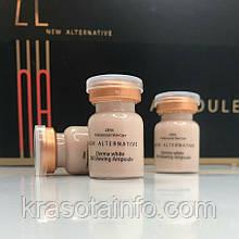 BB glow Zena № 21 treatment ББ мезо для процедуры биби глоу BB meso white skin, Zena, 5 мл, светлый тон