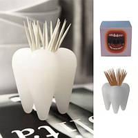 Подставка для зубочисток Зуб