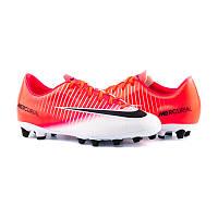 Бутси мультигрунт Бутсы Nike JR Mercurial Vapor XI AG-Pro 878641-601(01-17-11) 36