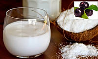 Сухе кокосове молоко з ягодами асаї 0,5 кг