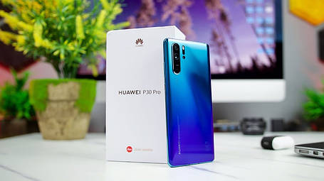 """АКЦИЯ! Huawei P30 Pro (Хуавей П30) 6.5"""" 128Gb. 12-Ядер. 4G. Реплика Корея., фото 2"""