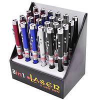SALE!Фонарь ручка 21L-LED,лазер,3хLR41 (цена за 3 шт)