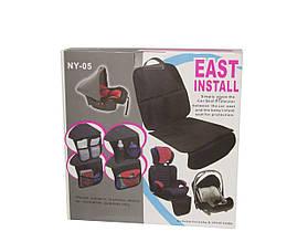 Универсальный чехол на сидения автомобиля с органайзером East Install NY-05