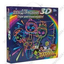 """Доска для рисования 3D """"Сказочный Патруль"""""""