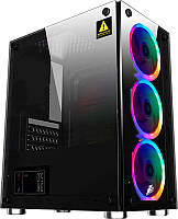 1stPlayer X2-R1 Color LED w/o PSU Black, фото 1