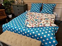Комплект постельного белья №со 16 Двойной