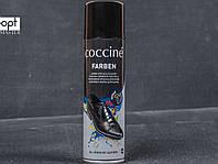 FARBEN краска-лак для кожи, цв. черный, 250 мл