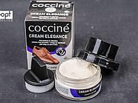 Крем для обуви Coccine Elegance + комплект для очистки 50 мл, №04 (бежевый)