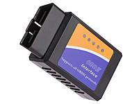 Универсальный диагностический адаптер Bluetooth ELM327 OBD2 Блютуз, фото 1