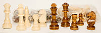 Набор шахматных фигур огромный (max  10 см)  i5-57