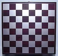 Набор в деревянном сундучке: шахматы + фляга + зажигалка + нож/штопор. (Большой) i6-38