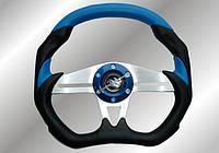Руль автомобильныйТерминатор №571 (синий), фото 1