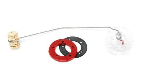 Механический сенсор уровня топлива Osculati для бака 30см