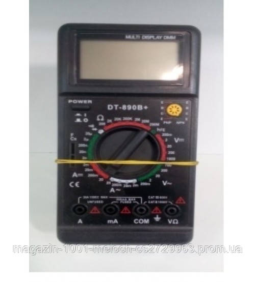 SALE! Мультиметр DT-890B+