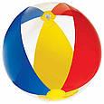 Детский надувной мяч Intex 59032 разноцветный, 61см 59030, фото 2