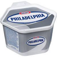 """Крем-сыр """"Филадельфия"""" 1,65 кг"""