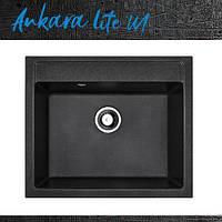 Кухонная мойка из искусственного камня Ankara lite M