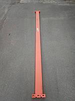 Стальные траверсы оранжевые 2880х200х45мм. Б/У. Траверсы для стеллажей.