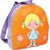 Детский плюшевый рюкзачок 84137, Centrum