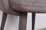 Кресло VALENCIA цвет кофейный Nicolas (бесплатная доставка), фото 6