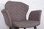 Кресло VALENCIA цвет кофейный Nicolas (бесплатная доставка), фото 9