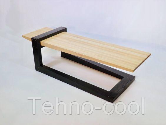 обеденная скамейка в стиле Loft Ns 963247259 белый