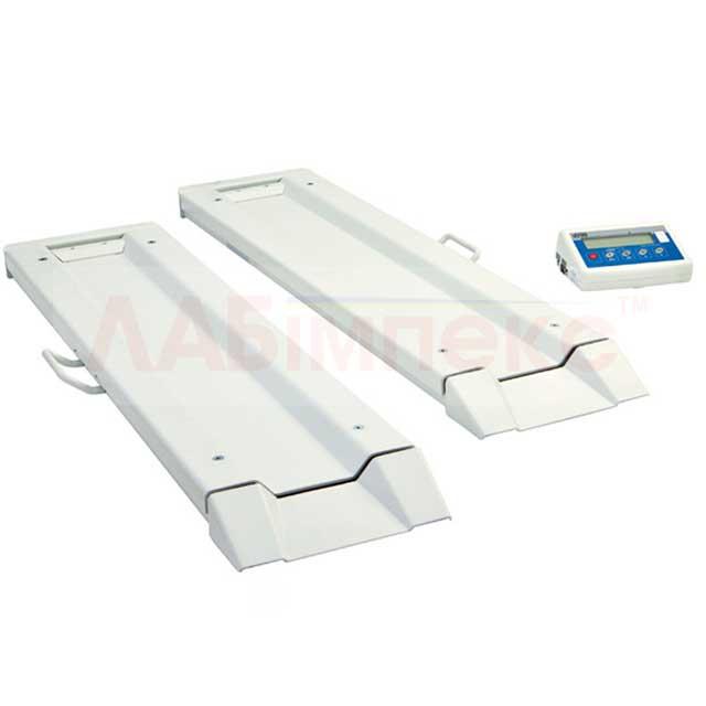 Весы-рампы для кровати WPT/8B 300C (Radwag, Польша)