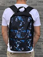 Рюкзак черный черно-синий черно-желтый черно-белый 42*29*14, фото 1