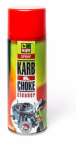 Очиститель карбюратора Belife Karb & Choke Cleaner