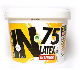 Интерьерная дисперсионная краска Latex Interior IN75, 10л
