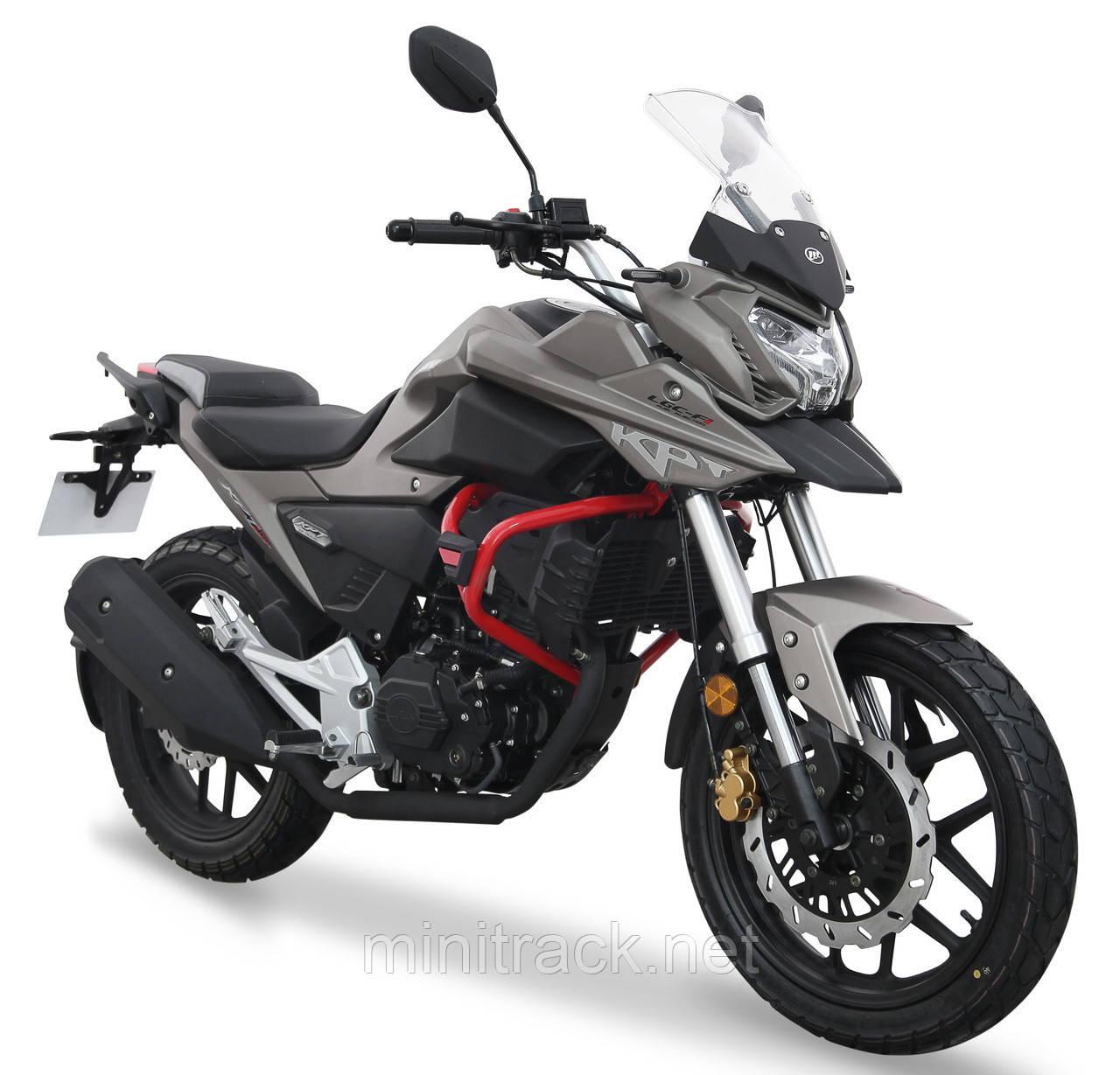 Мотоцикл Lifan KPT LF200-10L, 200 см³
