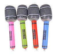 Надувной Микрофон (35см)