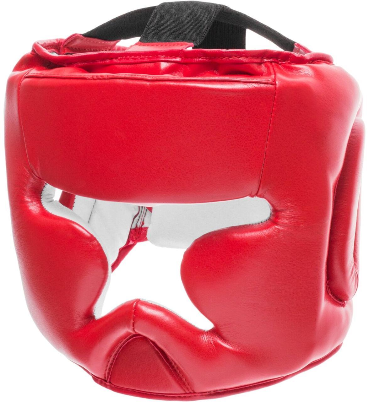 Шлем тренировочный детский Demix, Красный, S