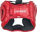 Шлем тренировочный детский Demix, Красный, S, фото 2