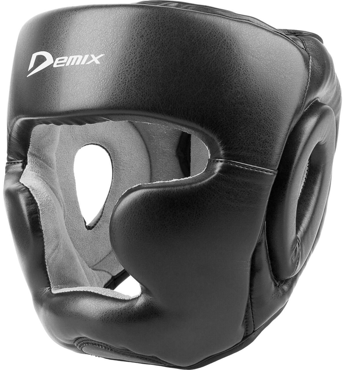 Шлем тренировочный Demix, Черный, M