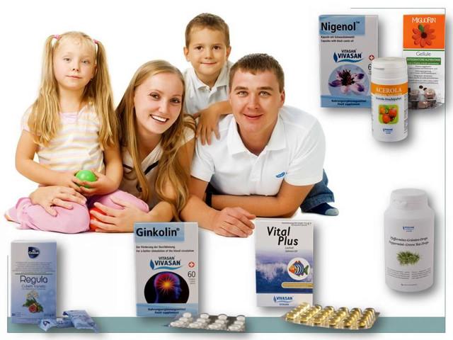 эффективный витаминный комплекс