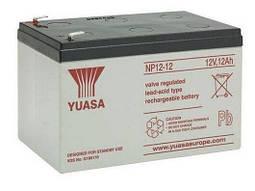 Аккумулятор для ИБП Yuasa 12V 12 Ач (NP12-12)