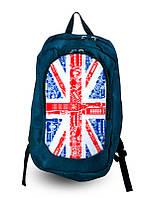 Рюкзак с фотопечатью Британский флаг
