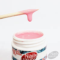 Базовое покрытие (база/основа) камуфлирующее каучуковое Nails Luxury USA №91