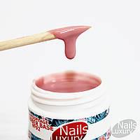 Базовое покрытие (база/основа) камуфлирующее каучуковое Nails Luxury USA №92
