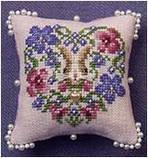 Схема для вишивки Heart of Spring Just Nan JN309, фото 2