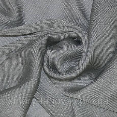 Органза тюль арона одн.срібло