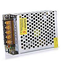 Блок питания 12В 3.5А EU AC 100-240V DC 12V 3.5A Метал (hub_np2_0556), фото 1